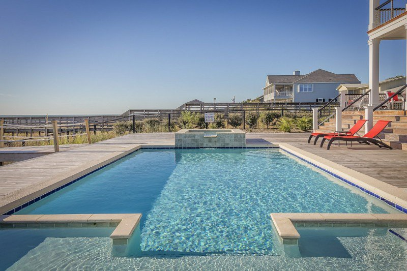 Planning Your Backyard Swimming Pool Location - Where to locate your backyard swimming pool, Australian Outdoor Living.