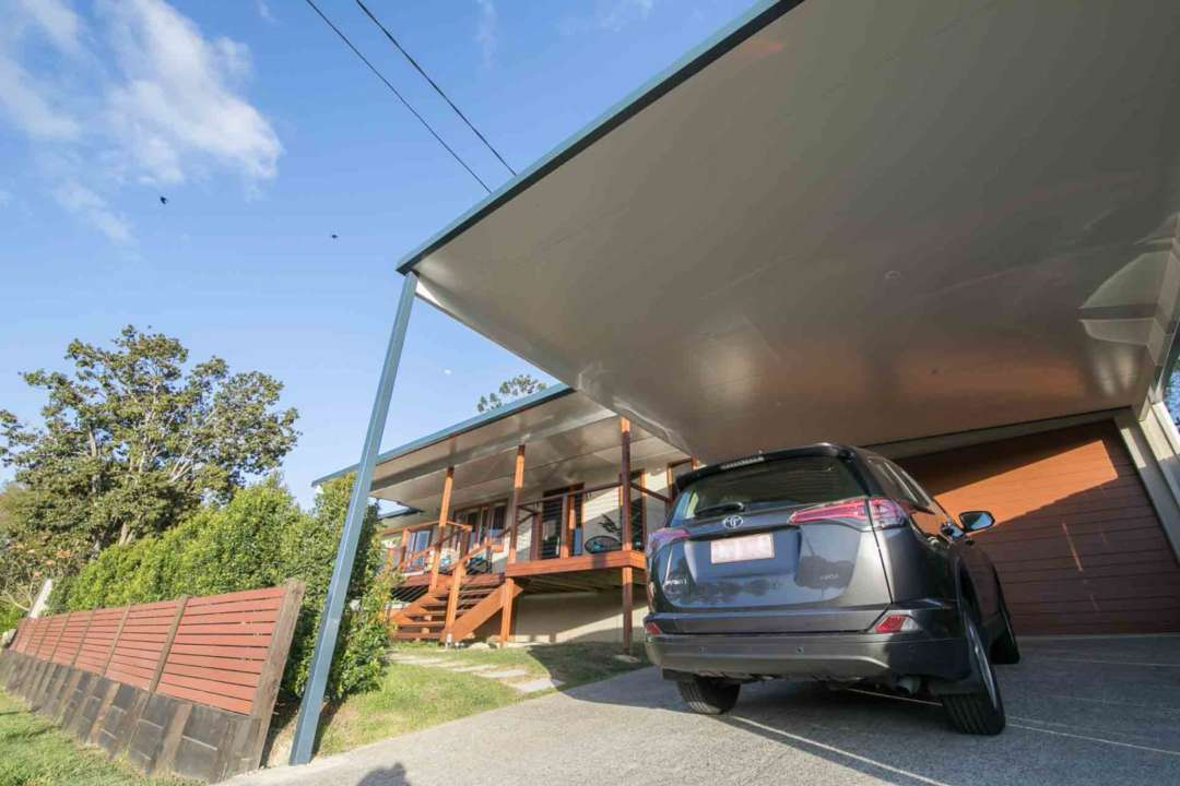 Carport buyer's guide - Buying a car is a big commitment and you'll want to get it right, Australian Outdoor Living.