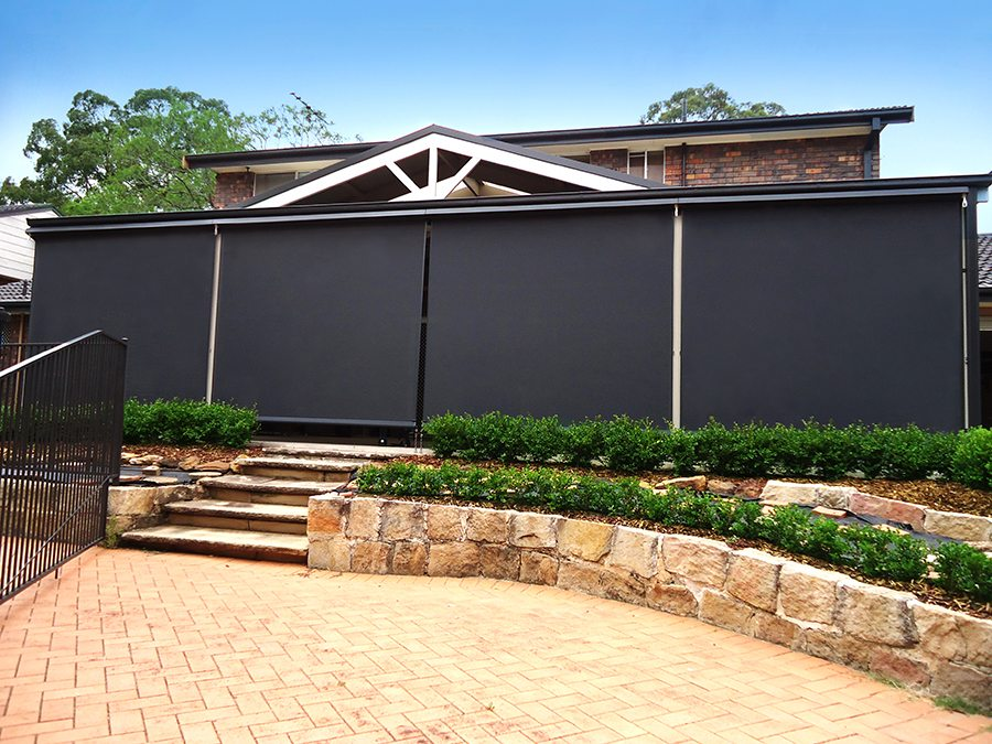 Introducing Our New Range of Outdoor Blinds – Opaque Blinds, Australian Outdoor Living.
