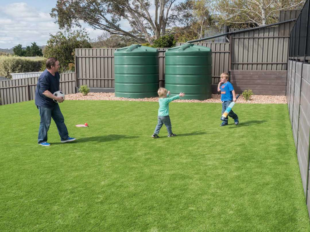 How to Turn Your Garden into a Backyard Gym and Save - Family games, Australian Outdoor Living.