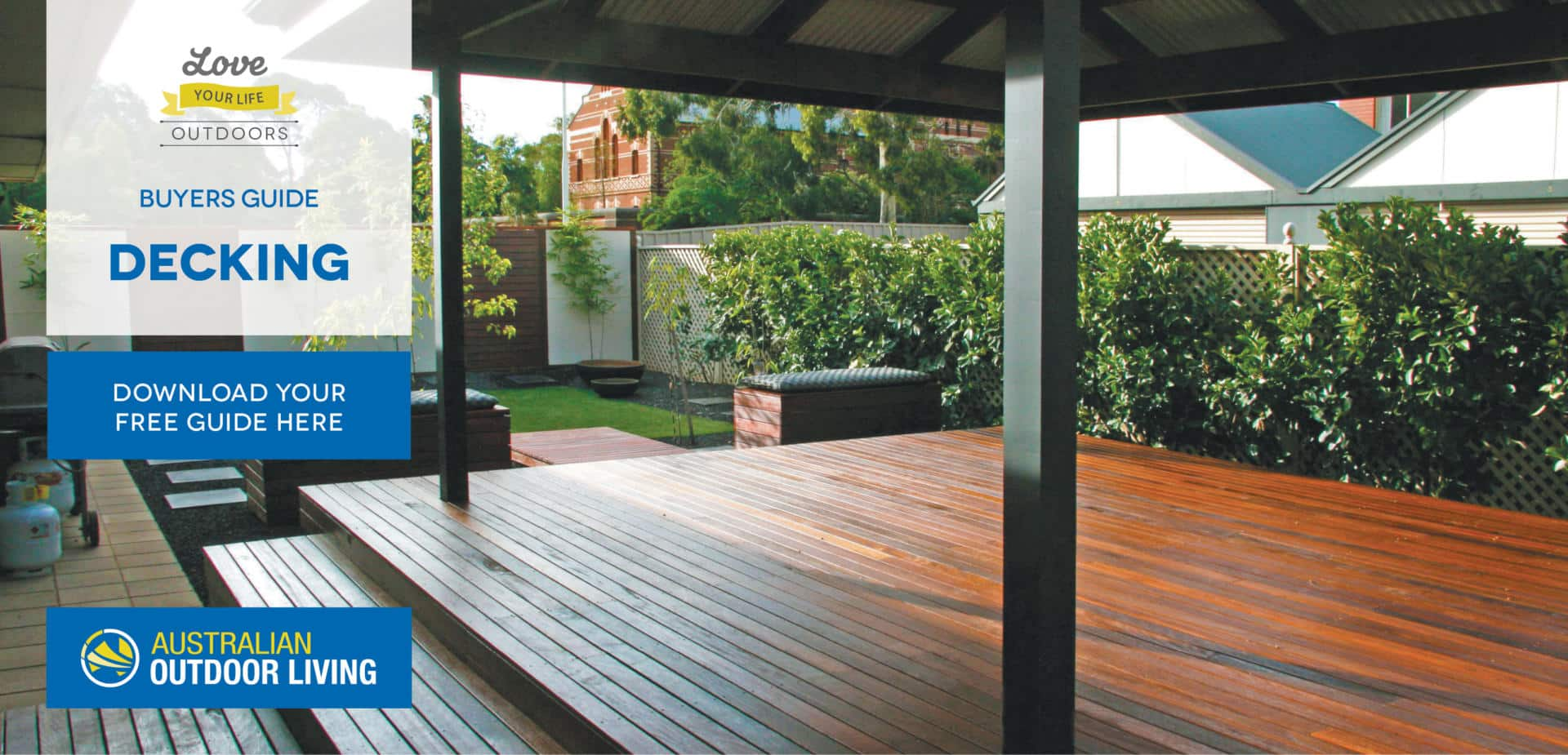 Timber decking - Buyers guide