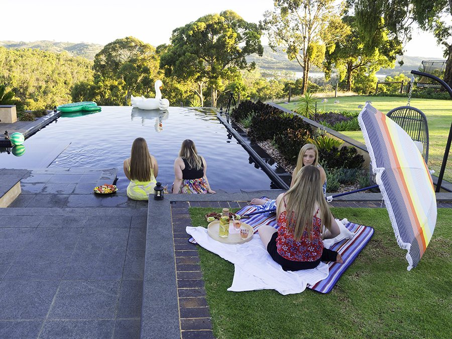 How to Increase the Entertainment Value of Your Backyard - Beat the Heat with a Swimming Pool, Australian Outdoor Living.