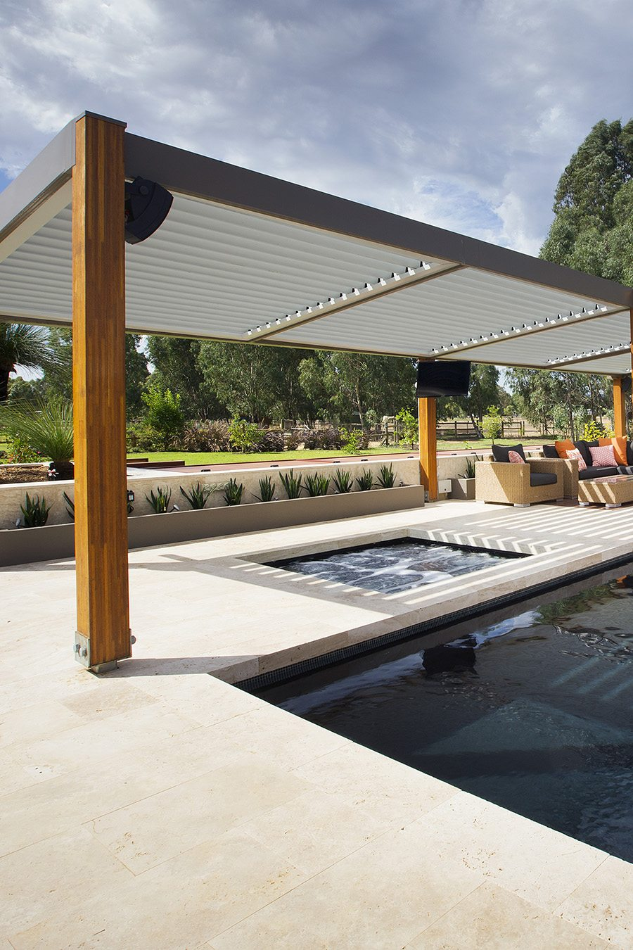 The Best Outdoor Flooring for Your Needs - If you have a pool, Australian Outdoor Living.