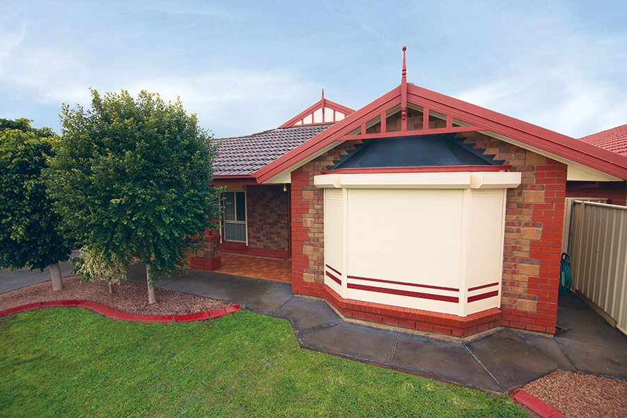 Protect your house against theft with security shutters - How security shutters can protect your house against theft, Australian Outdoor Living.