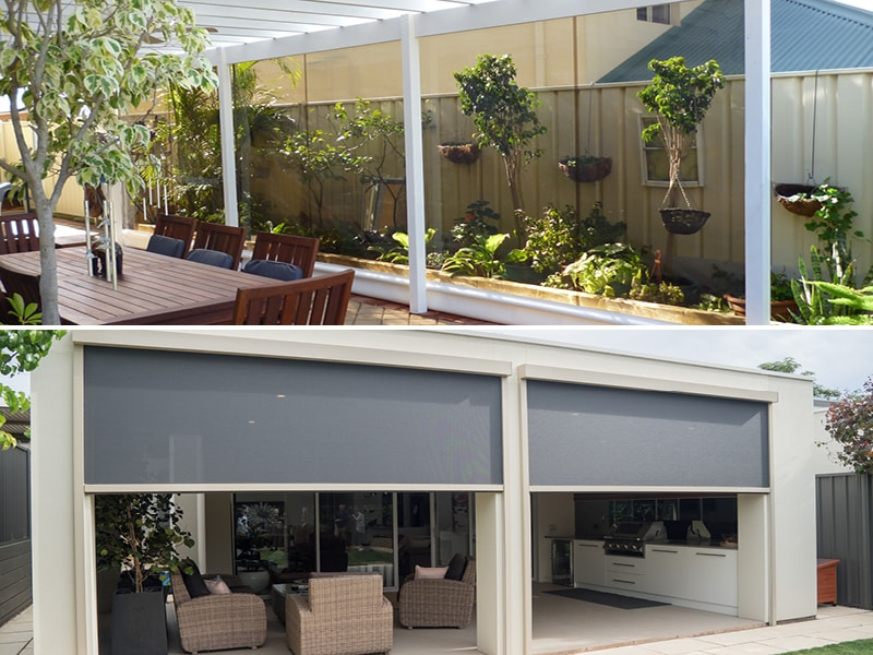 5 Things to Consider When Buying Cafe Blinds - The difference between Cafe Blinds and other Blinds, Australian Outdoor Living.