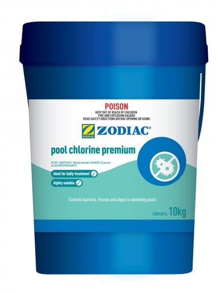 I've Shocked My Pool - Why Is It Still Green - Chlorine, Australian Outdoor Living.