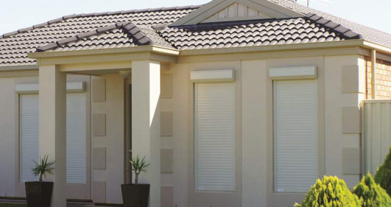 Increase the Value of Your Home with Roller Shutters - Outdoor blinds increase home value adding extra security, Australian Outdoor Living.