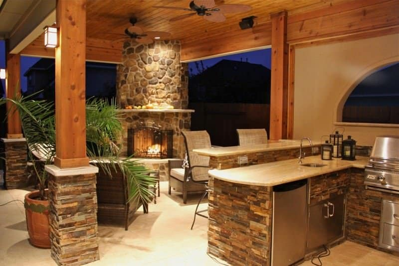 Hottest Trends for Outdoor Entertaining this Spring - Outdoor Lighting, Australian Outdoor Living.