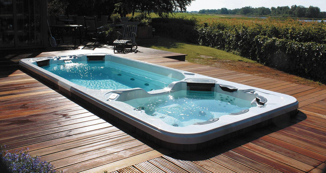 Quick Tips for Matching the Perfect Outdoor Spa to Your Yard - A hidden treasure, Australian Outdoor Living.