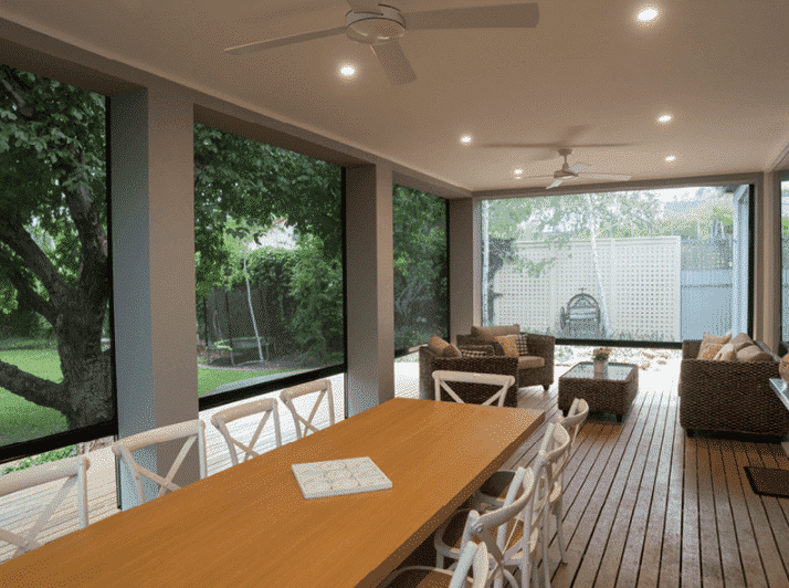 Five reasons you need outdoor blinds - Outdoor Blinds, your gateway to outdoor living & entertaining, Australian Outdoor Living.
