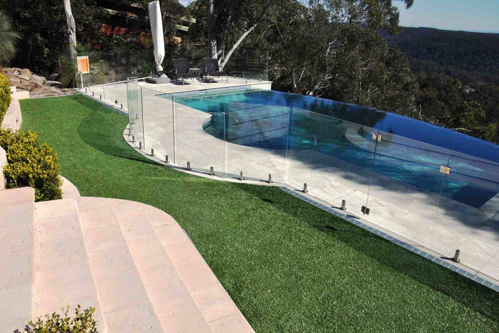 Save money in style with artificial grass - A bush land paradise, Australian Outdoor Living.