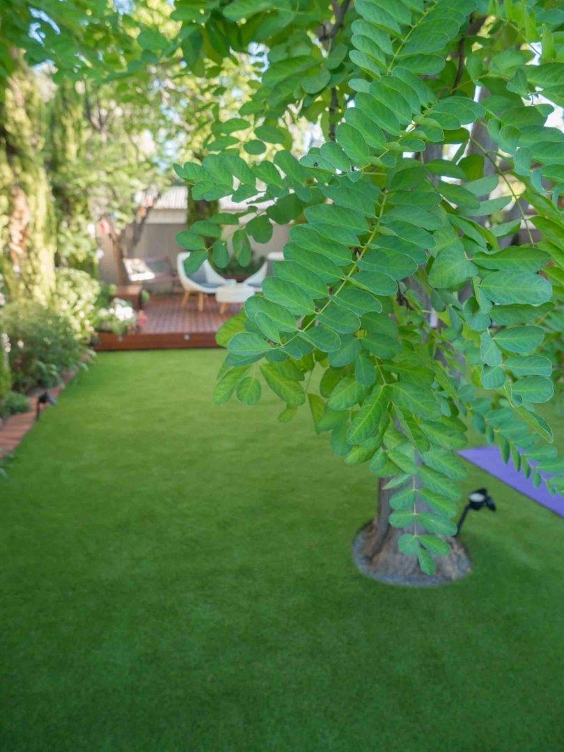 Artificial Lawn FAQs, Answered By The Experts - Artificial lawn can be installed practically anywhere, Australian Outdoor Living.