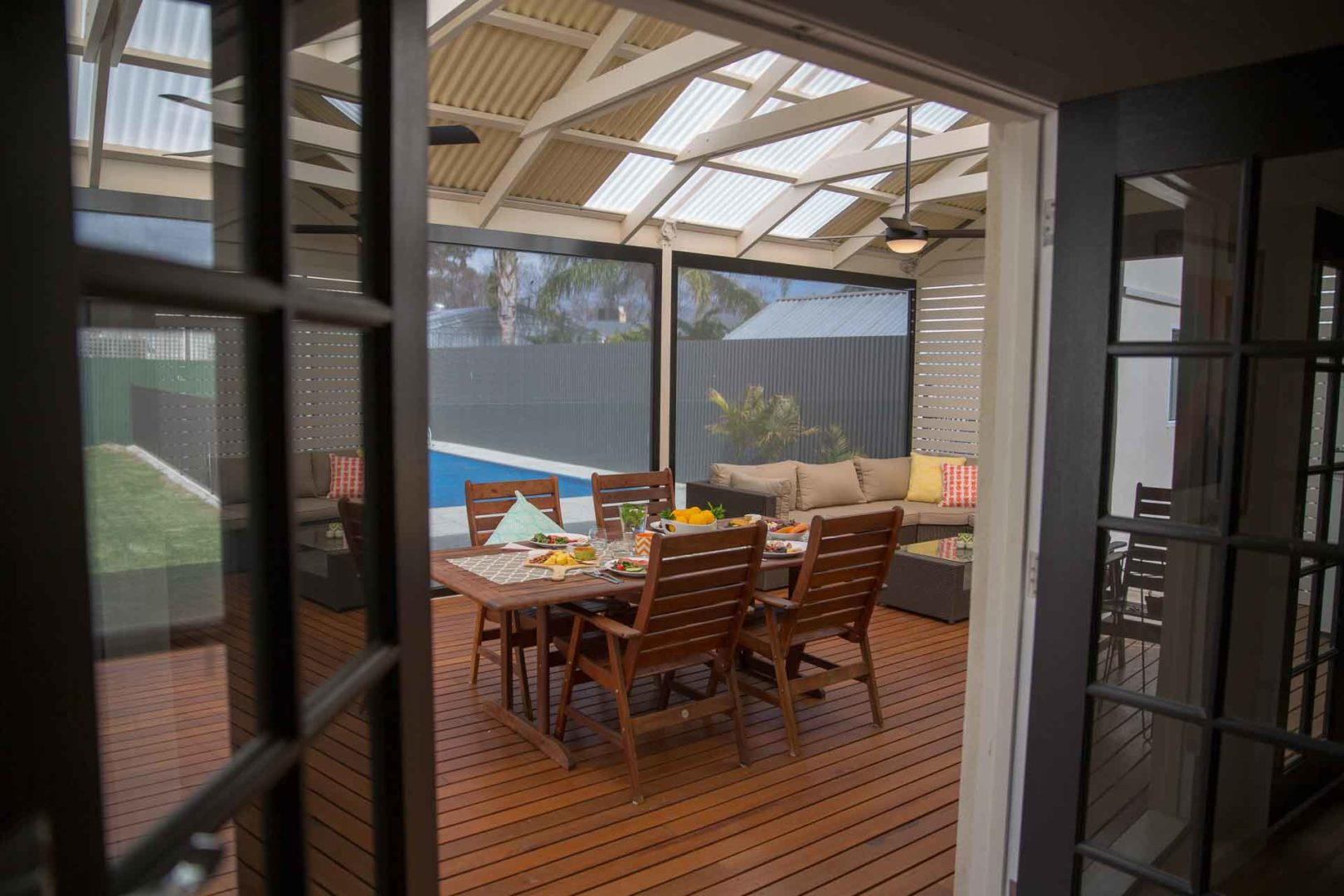How to properly care for your timber deck - Staining vs Oiling: Whats best for my Timber deck, Australian Outdoor Living.