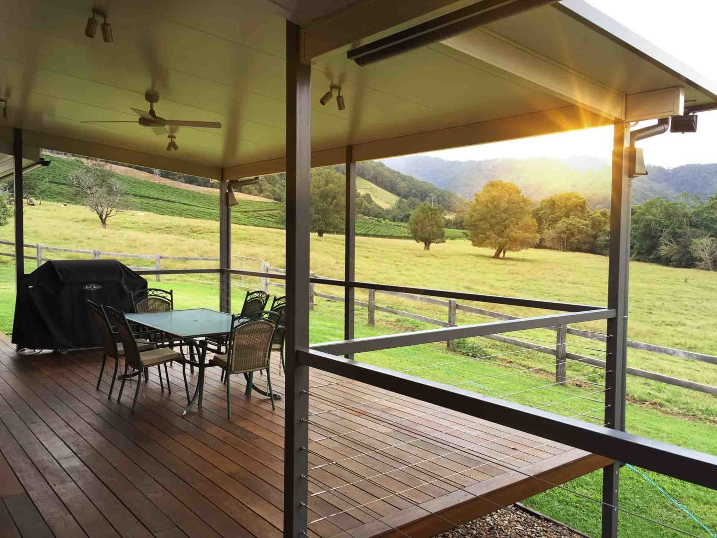 How to oil your timber deck - A quality oil will be easy to coat, repel water, resist mould and fungus and offer UV protection, Australian Outdoor Living.