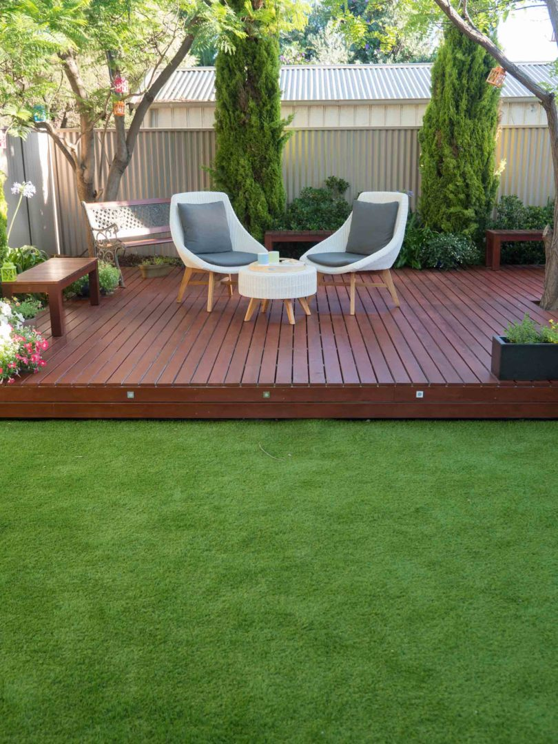 How can a timber deck improve my home - It's always handy having another space to sit back and relax, Australian Outdoor Living.