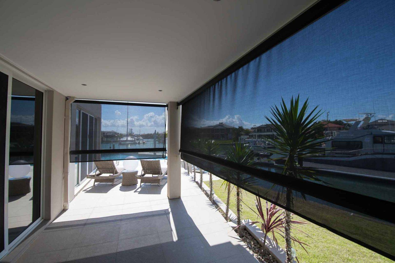 Why retractable outdoor blinds are perfect for your Adelaide home - Opaque Outdoor Blinds, Australian Outdoor Living.