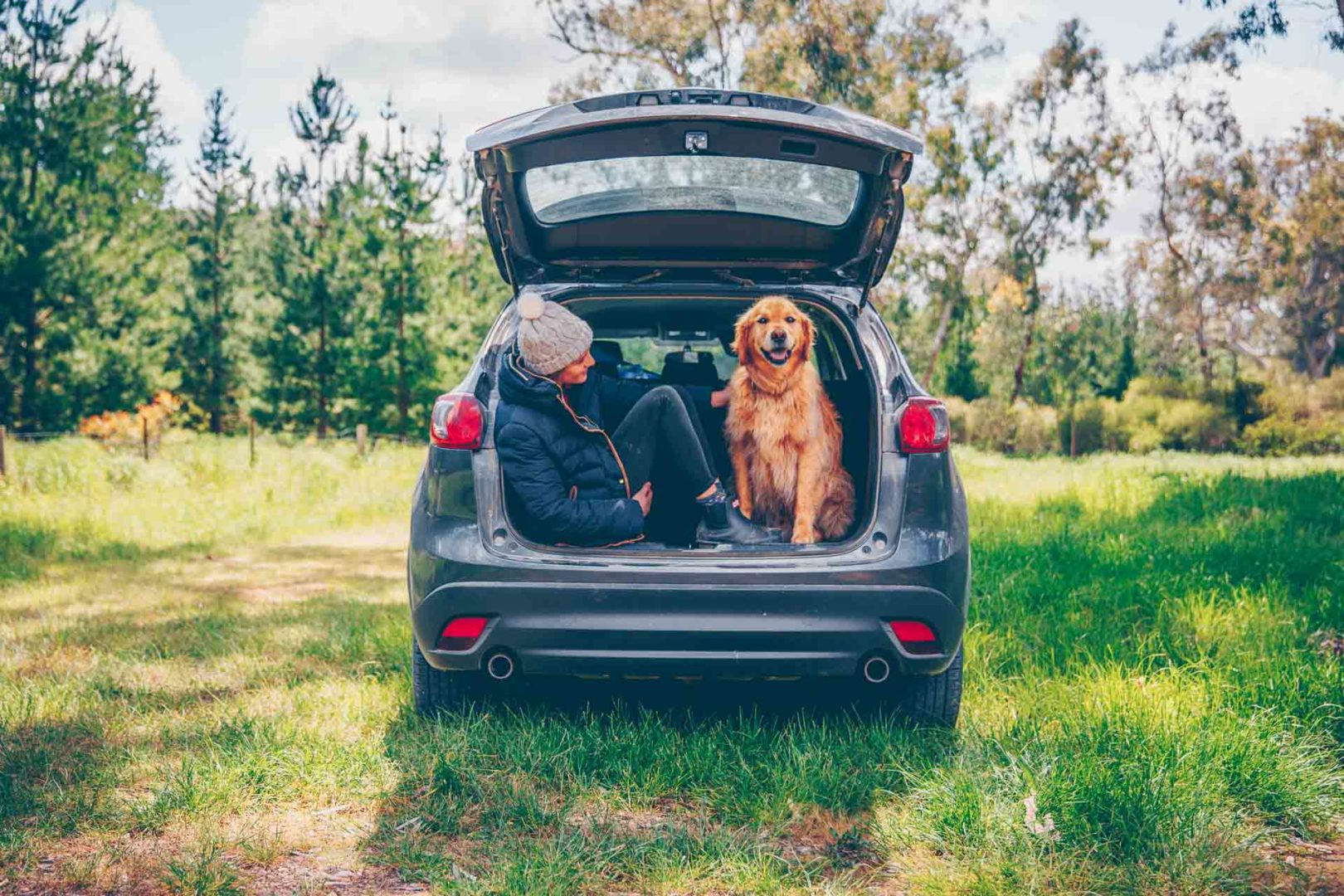 Five benefits of spending time outdoors - Getting away for the weekend with your best friend can significantly improve your mental health, Australian Outdoor Living.