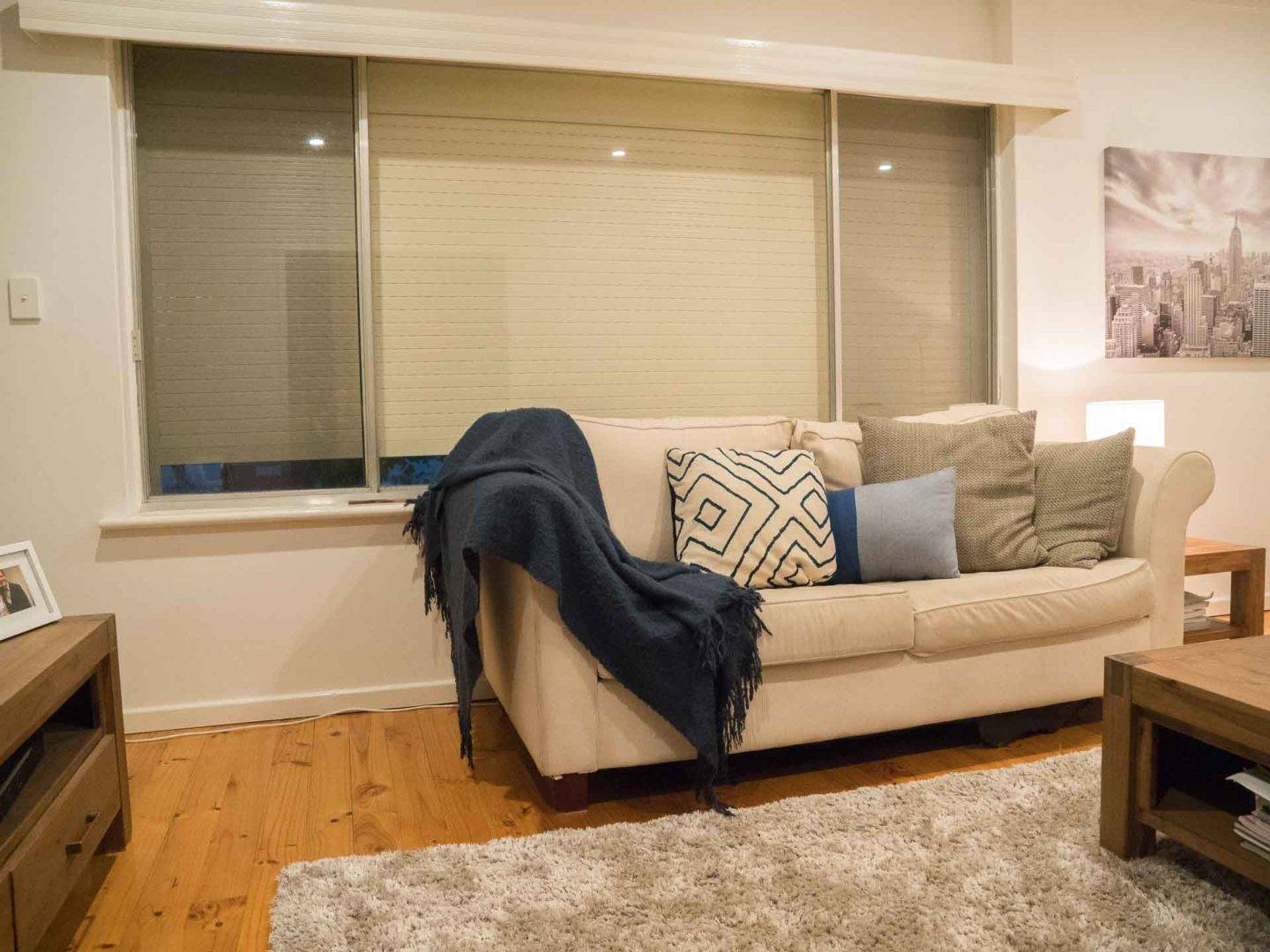 Follow these simple tips to keep your roller shutters in perfect working order - Use them, Australian Outdoor Living.
